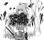 Raiko in Manga