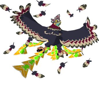 Helmaroc Serpent