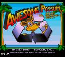 Awesome Possum... Kicks Dr. Machino's Butt