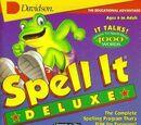 Spell It: Deluxe