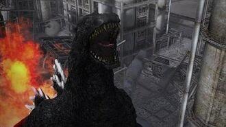 PS3「ゴジラ-GODZILLA-」 第2弾PV-2