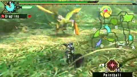 Monster Hunter Portable 3 Newbie Tutorial - Qurupeco Hammer