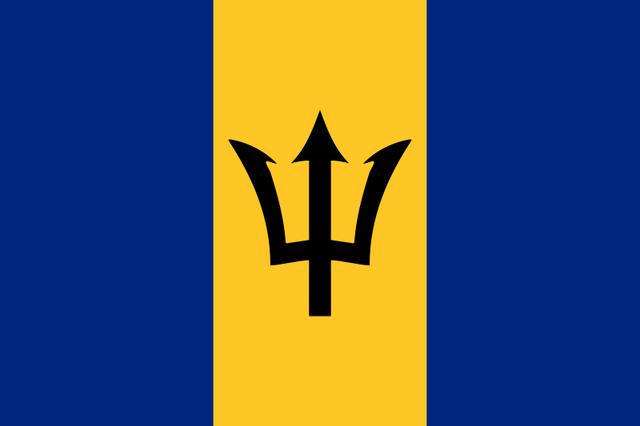 File:Flag of Barbados.png