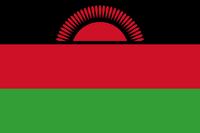 Flag of Malawi