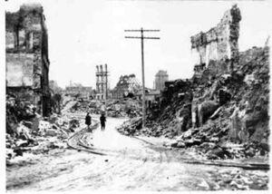 Aftermath of War