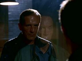Frank Black encounters Ricardo Clement