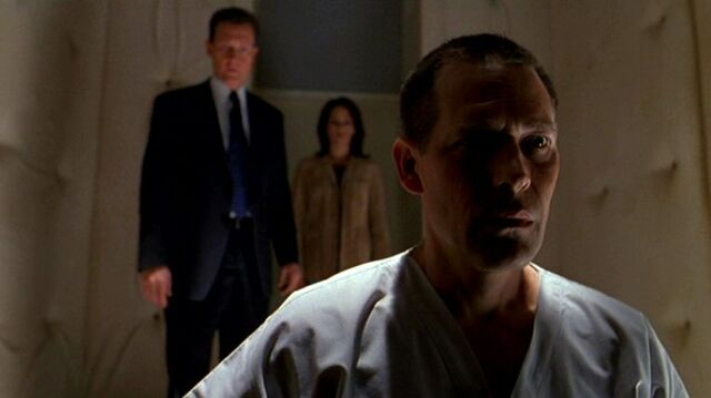 File:Josef Kobold is visited by John Doggett and Monica Reyes.jpg