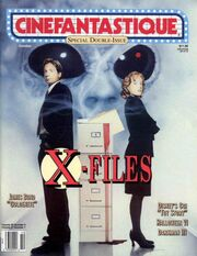 Cinefantastique cover 1995