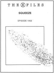 Squeeze shooting schedule