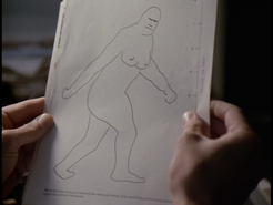 The Jersey Devil Male Sketch