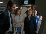 D.P.O. Scully, Mulder, and Zero