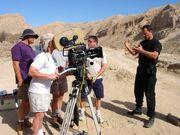 Knowle Rohrer's destruction filming