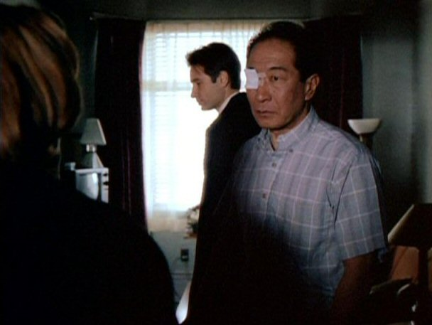 File:Dana Scully, Fox Mulder and Hsin.jpg