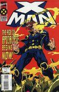 X Man Vol 1 1