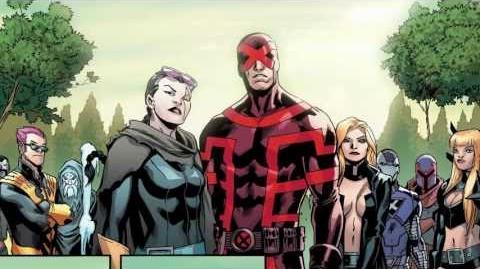 Uncanny X-Men 13 Cover Recap - Marvel AR