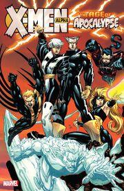 X-Men Age of Apocalypse Vol. 1 Alpha