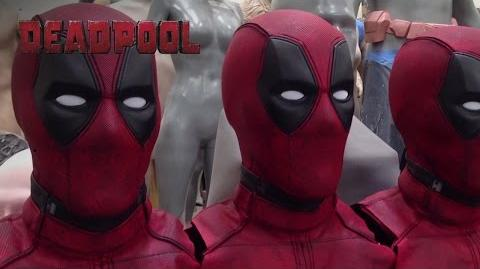 Deadpool The Making of the Mask 20th Century FOX
