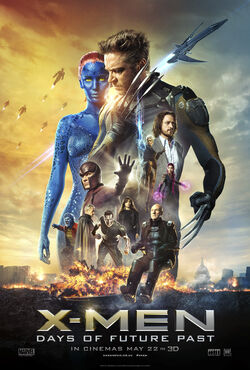 X-Men Days of Future Past Official poster 004