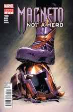 Magneto Not a Hero Vol 1 3