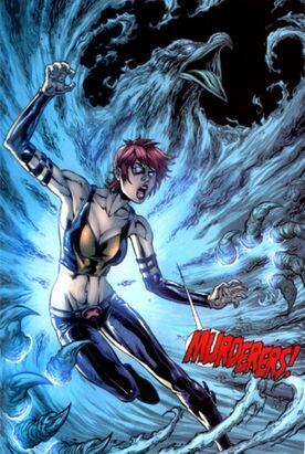 Blue Phoenix Rachel