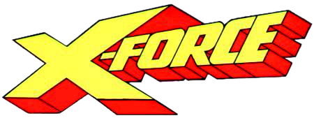 X-Force Vol 1 Logo