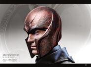 Ismael-Salcedo Magneto Helmet o