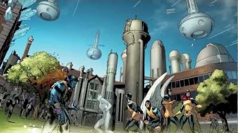 All New X-Men 9 Cover Recap - Marvel AR