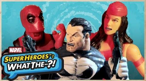 Deadpool Vs. The Punisher - Marvel Super Heroes What The--?! Ep. 30