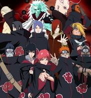 Naruto akatsuki 1680x1050 wallpaper www