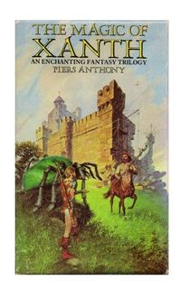 The Magic of Xanth