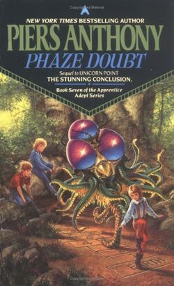 Piers Anthony - Phaze Doubt