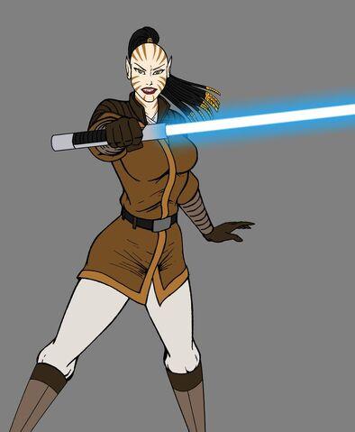 File:Juhani, as a Jedi Knight.jpg