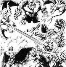317px-The return of king ghidorah72 art 01
