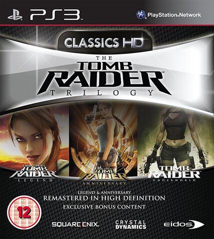 File:Lara Croft Tomb Raider Trilogy - PS3.jpg