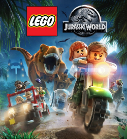 File:Lego Jurassic World cover.png