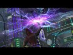 Templar purple goo