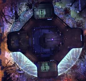 XCOM(EU) Overseer ShipLayout