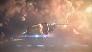 XCOM-EU Aircraft - SkyRanger