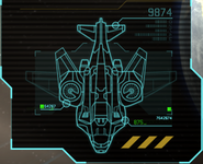 XEU Skyranger schem wings folded