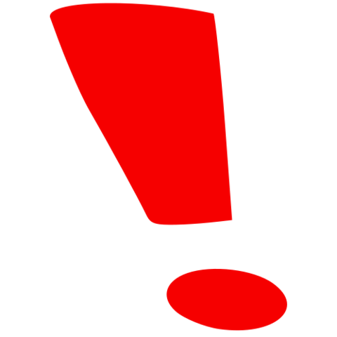 File:Exclamation mark-red.png