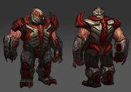 Concept - Berserker