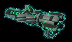 XEU Blaster Launcher