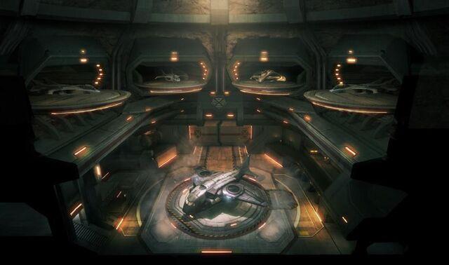 File:XCOM Concept Art XCOM HQ Hangar.jpg