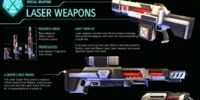 Beam Weapons (weapon)