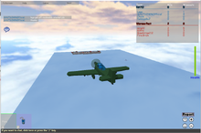 Plane wars gameplay