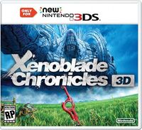 Xenoblade chronicles 3ds box