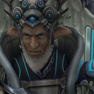 Sorean as seen in game