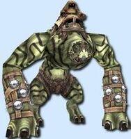 Makna forest monster 5