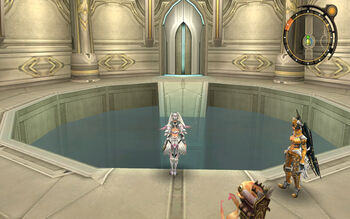 Tomb robber pool