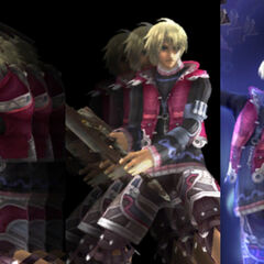 Shulk's Battle Tactics